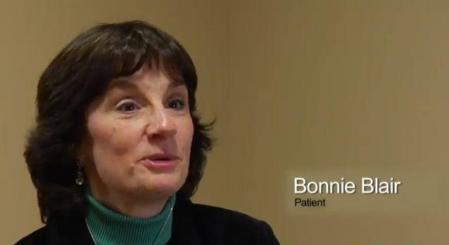 Bonnie Blair Sling