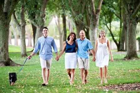 Dr. Scott Kramer's Family